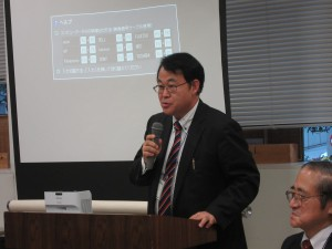 国分寺市選挙管理委員会 事務局長 富澤守氏